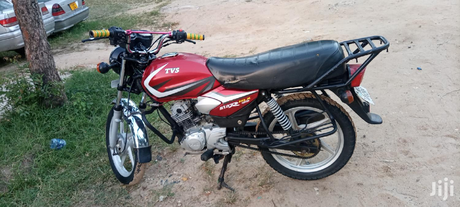 TVS Apache 180 RTR 2019 Red | Motorcycles & Scooters for sale in Kinondoni, Dar es Salaam, Tanzania