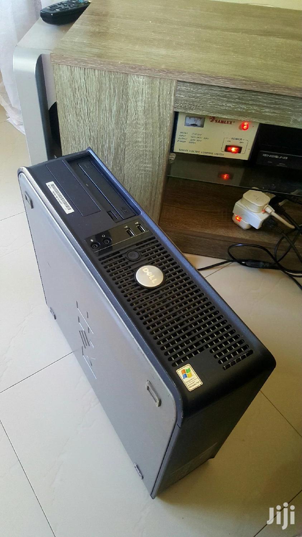 Archive: Desktop Computer Dell OptiPlex 5250 3GB Intel Pentium HDD 250GB