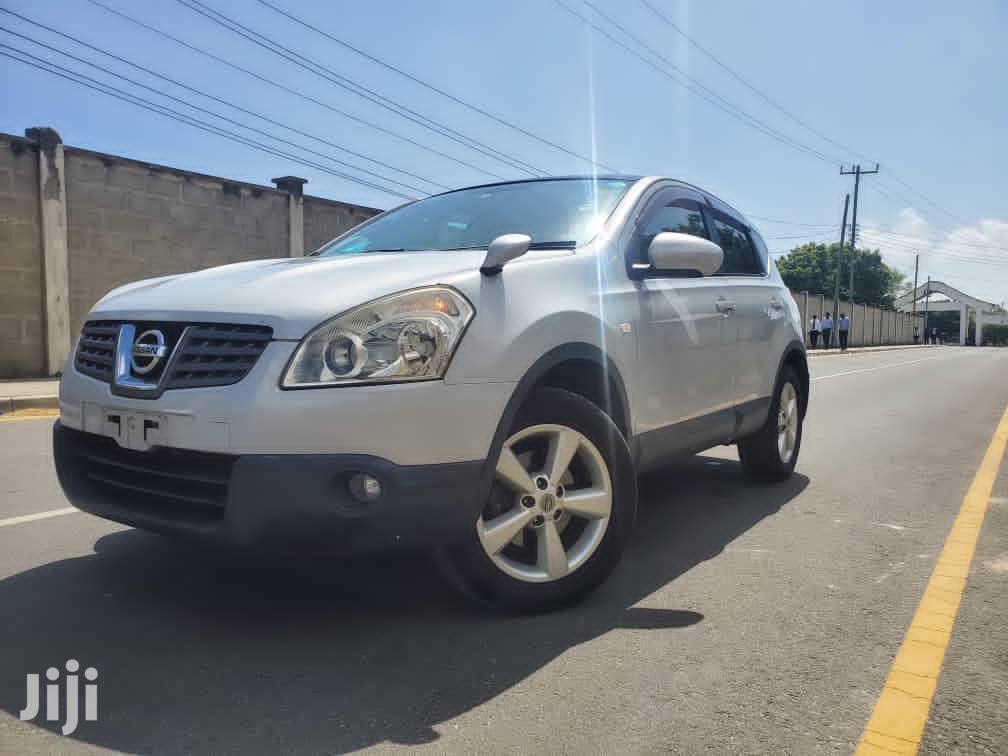 Nissan Dualis 2008 White