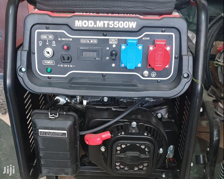 Archive: Gasoline Generator