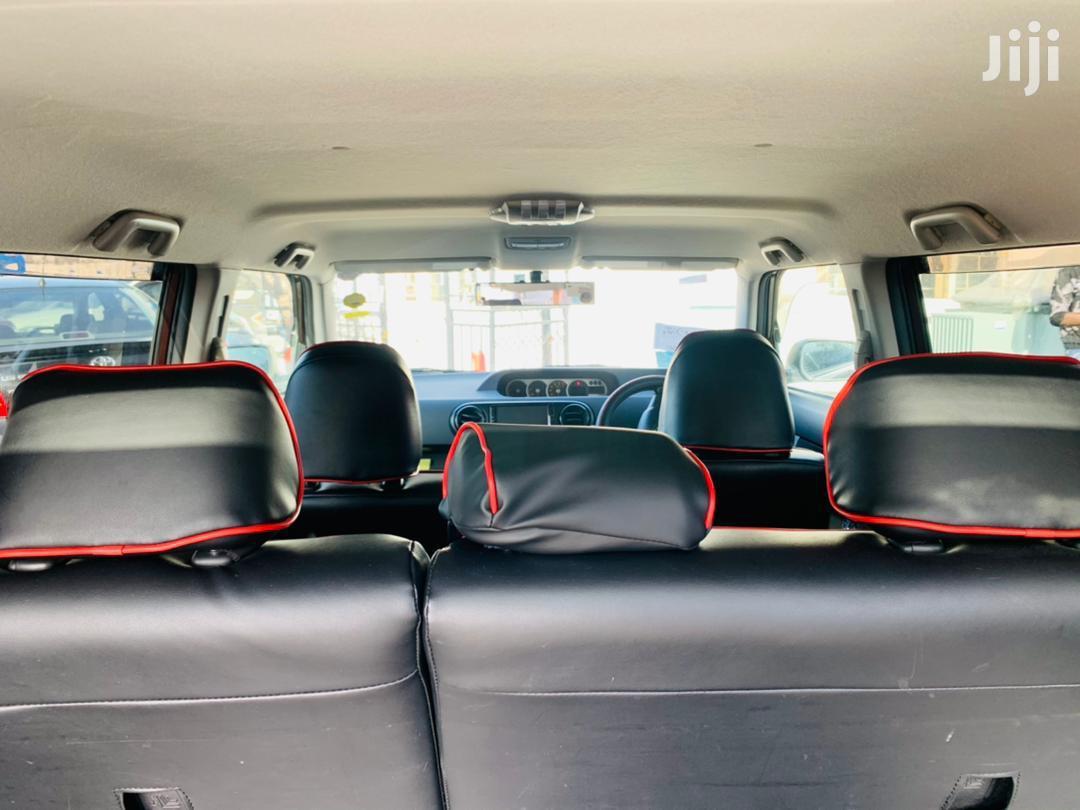New Toyota Corolla Rumion 2009 Red | Cars for sale in Kinondoni, Dar es Salaam, Tanzania