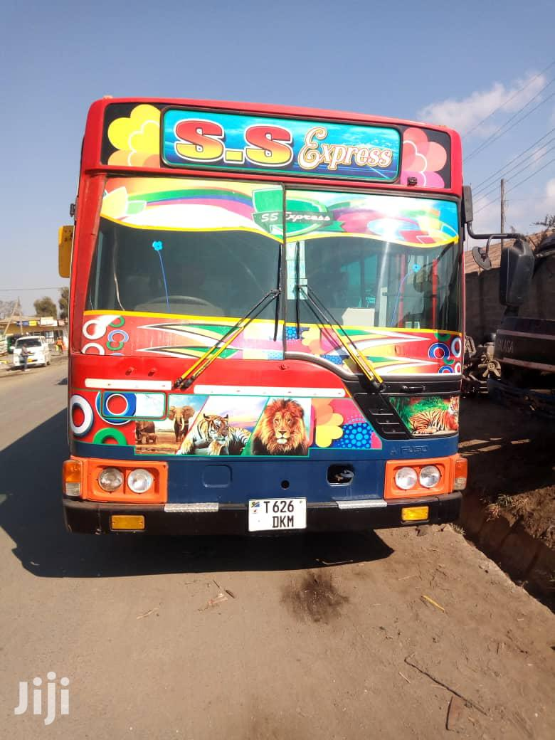 Fuso Bus 6D22 Engine