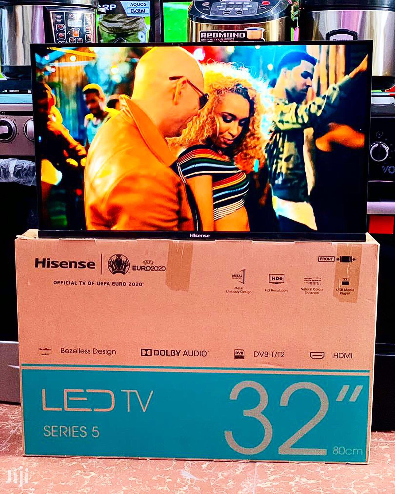 "Hisense 32"" Frameless LED TV | TV & DVD Equipment for sale in Ilala, Dar es Salaam, Tanzania"