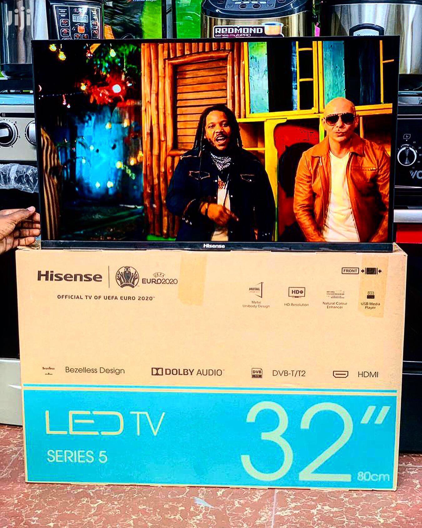 """Hisense 32"""" Frameless LED TV"""
