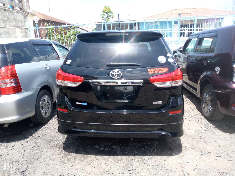 New Toyota Wish 2011 Black | Cars for sale in Kinondoni, Dar es Salaam, Tanzania