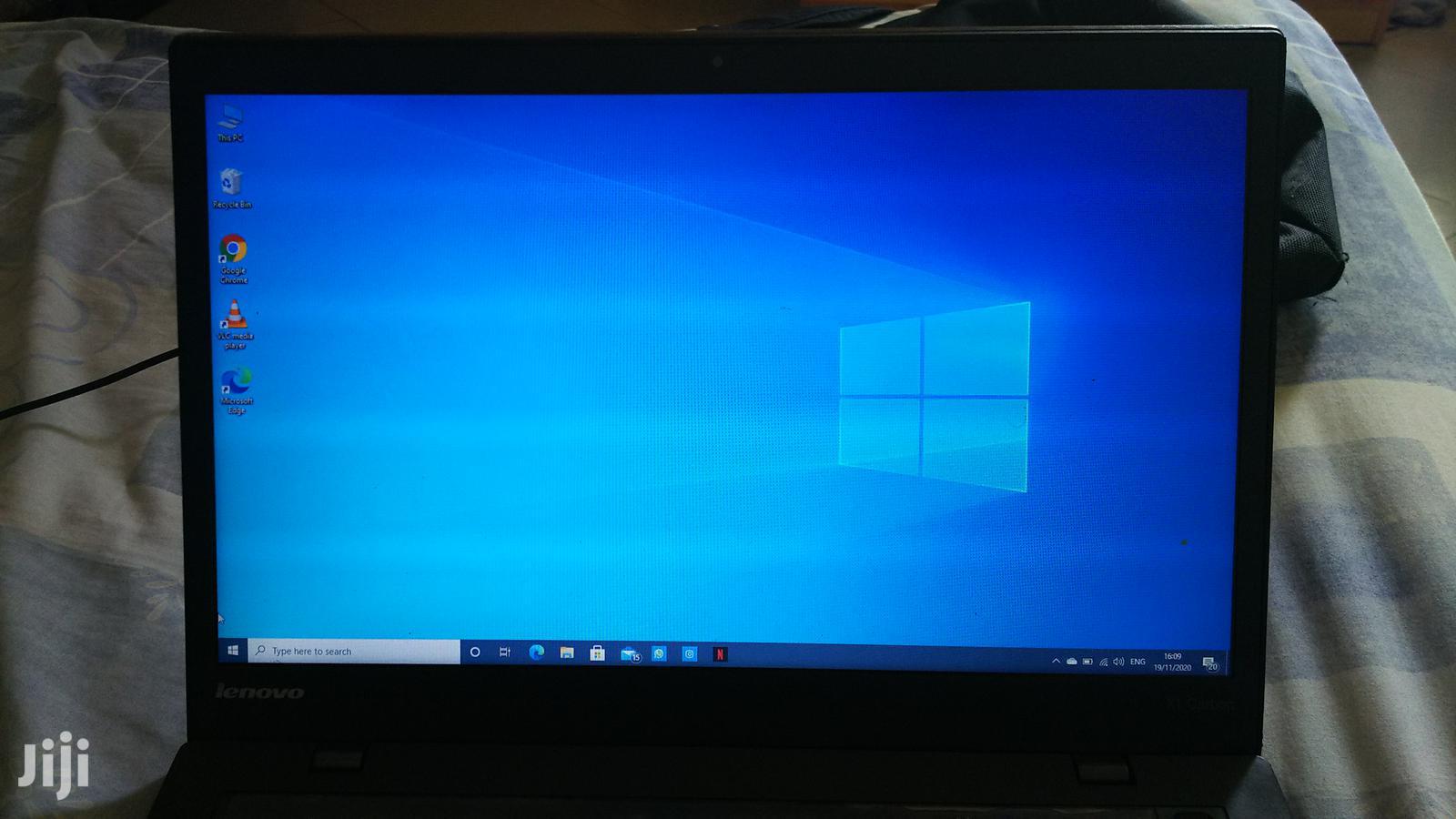 Laptop Lenovo ThinkPad X1 Carbon 8GB Intel Core I5 SSD 128GB | Laptops & Computers for sale in Kinondoni, Dar es Salaam, Tanzania