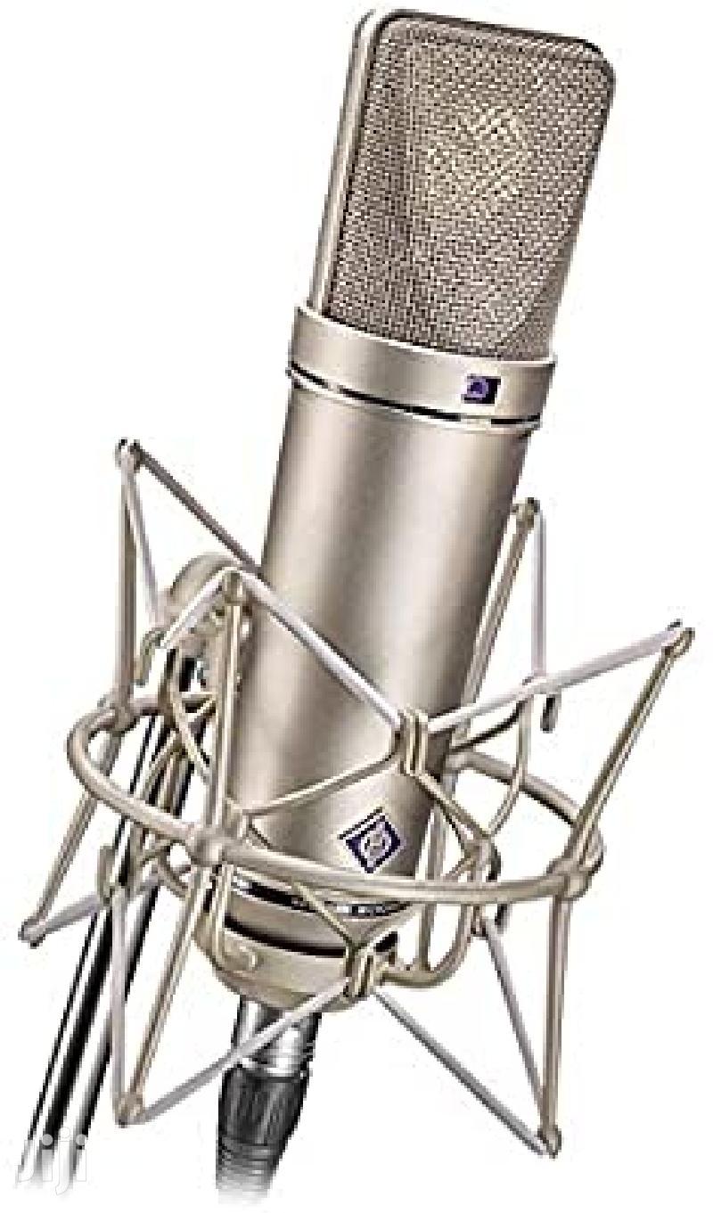Neumann U 87 Ai Set Large-Diaphragm Condenser Microphone