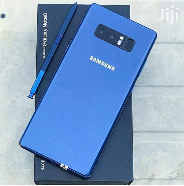 New Samsung Galaxy Note 8 64 GB Black | Mobile Phones for sale in Ilala, Dar es Salaam, Tanzania