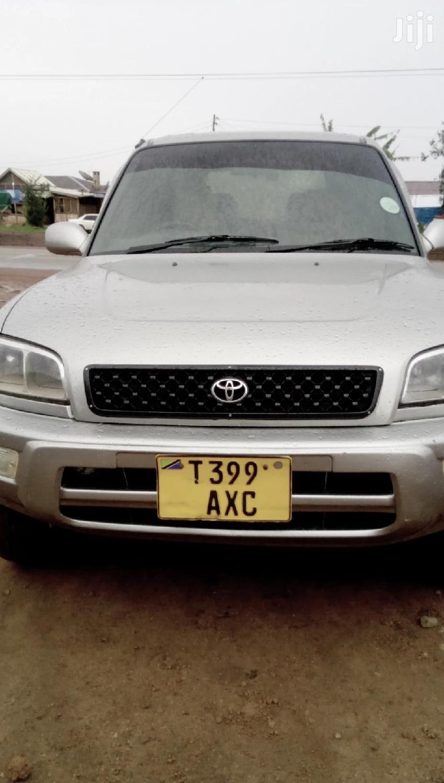 Toyota RAV4 1999 Base 4x4 Silver