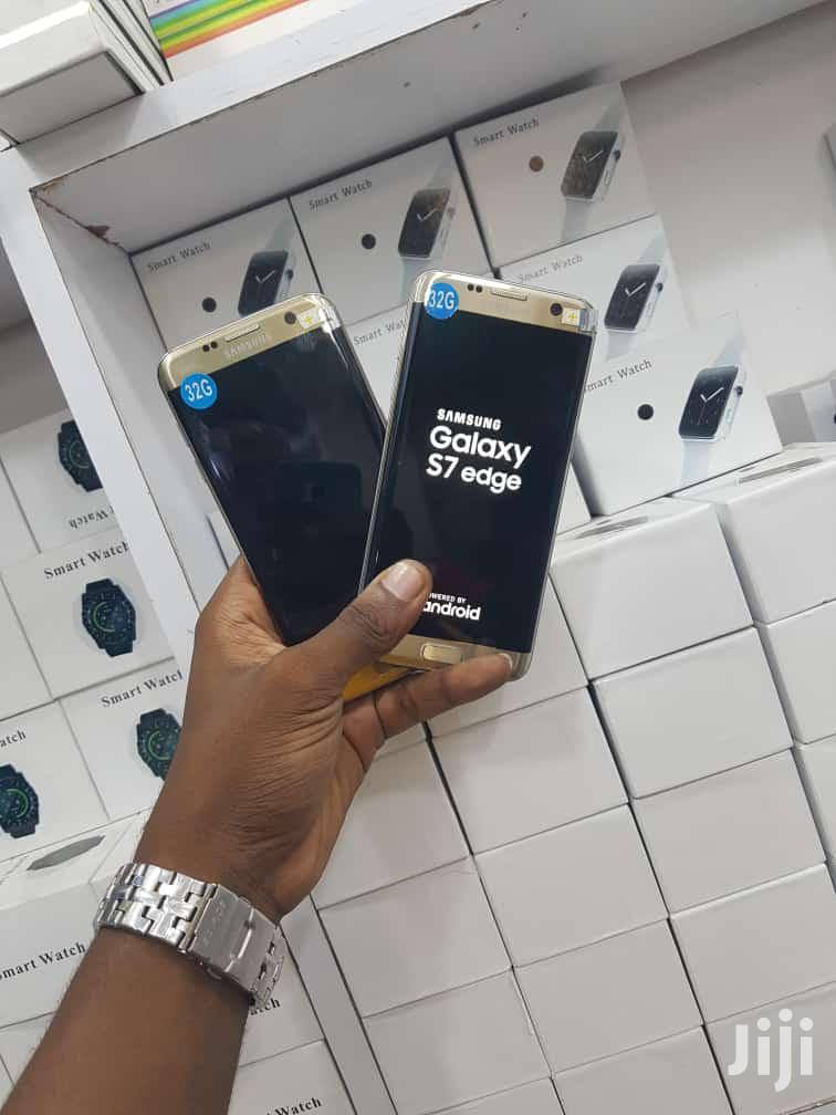 New Samsung Galaxy S7 edge 32 GB | Mobile Phones for sale in Ilala, Dar es Salaam, Tanzania