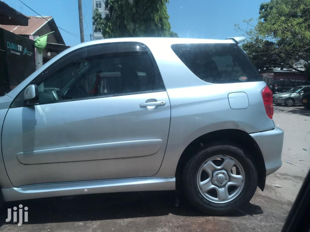 Toyota RAV4 2002 Automatic Silver | Cars for sale in Pwani Region, Tanzania