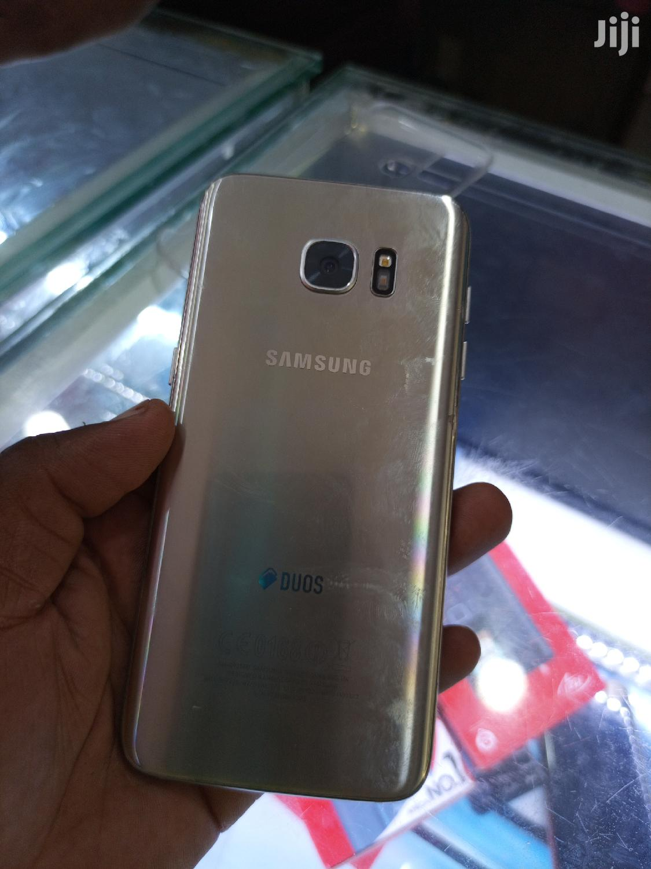 Samsung Galaxy S7 edge 64 GB Gold | Mobile Phones for sale in Moshi Urban, Kilimanjaro Region, Tanzania