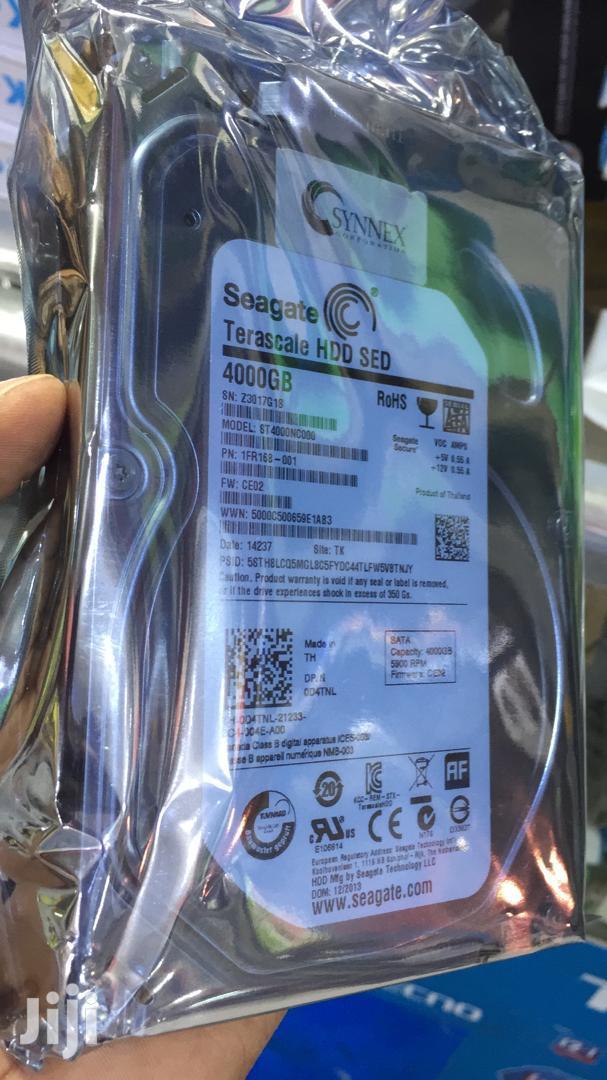Internal Harddisk for Desktop 4000GB