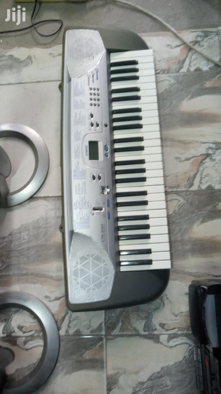 Archive: Casio CTK 240 Keyboard