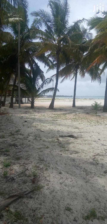Big Beach Plot For Sale
