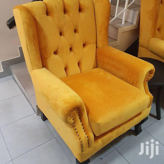 Armchair Design
