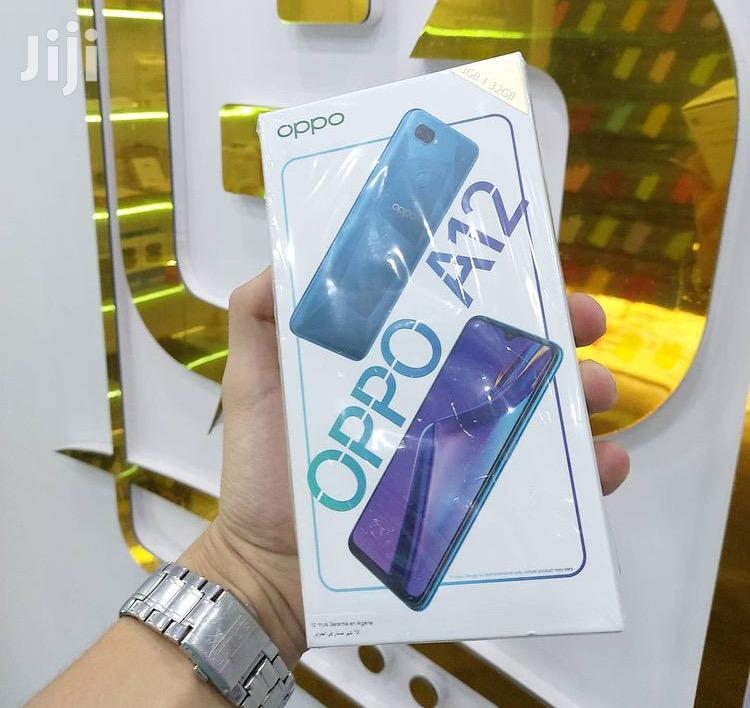 Archive: New Oppo A12 32 GB Blue