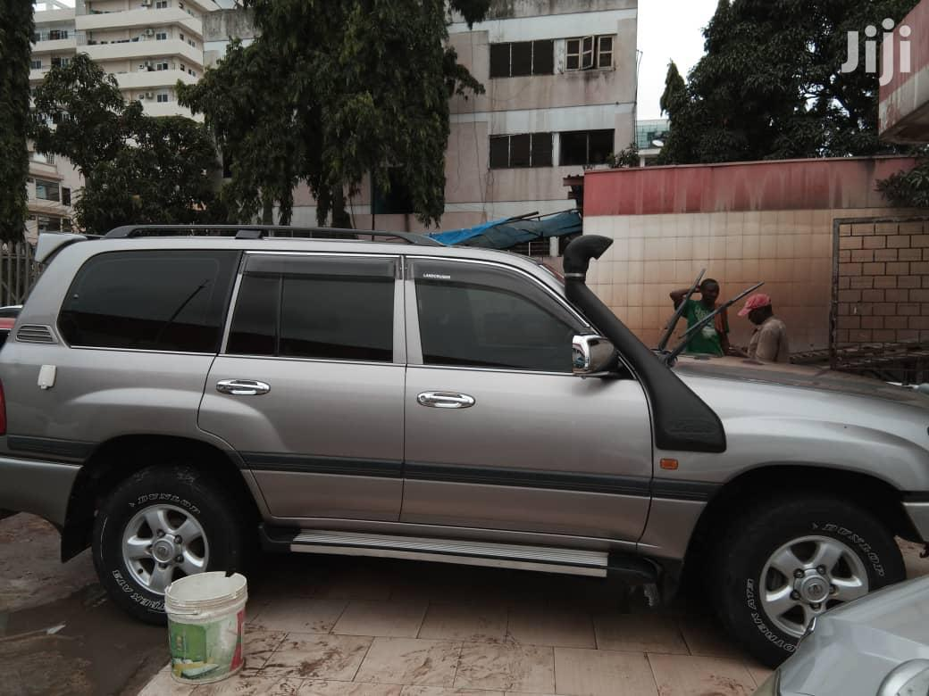 Toyota Land Cruiser 2014 Brown | Cars for sale in Kinondoni, Dar es Salaam, Tanzania
