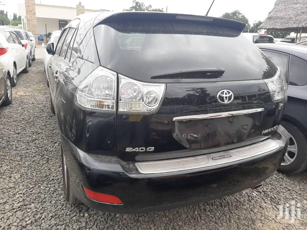 Toyota Harrier 2005 Black