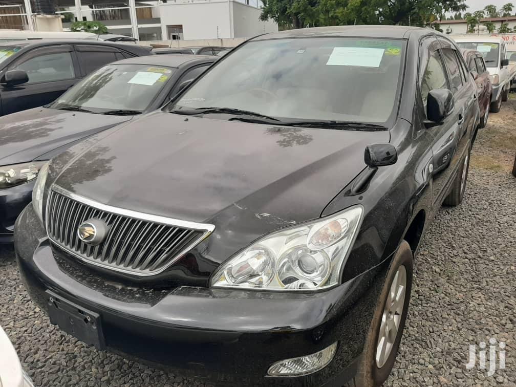 Toyota Harrier 2005 Black | Cars for sale in Ilala, Dar es Salaam, Tanzania