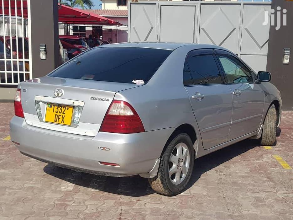 Archive: Toyota Corolla 2004 Silver