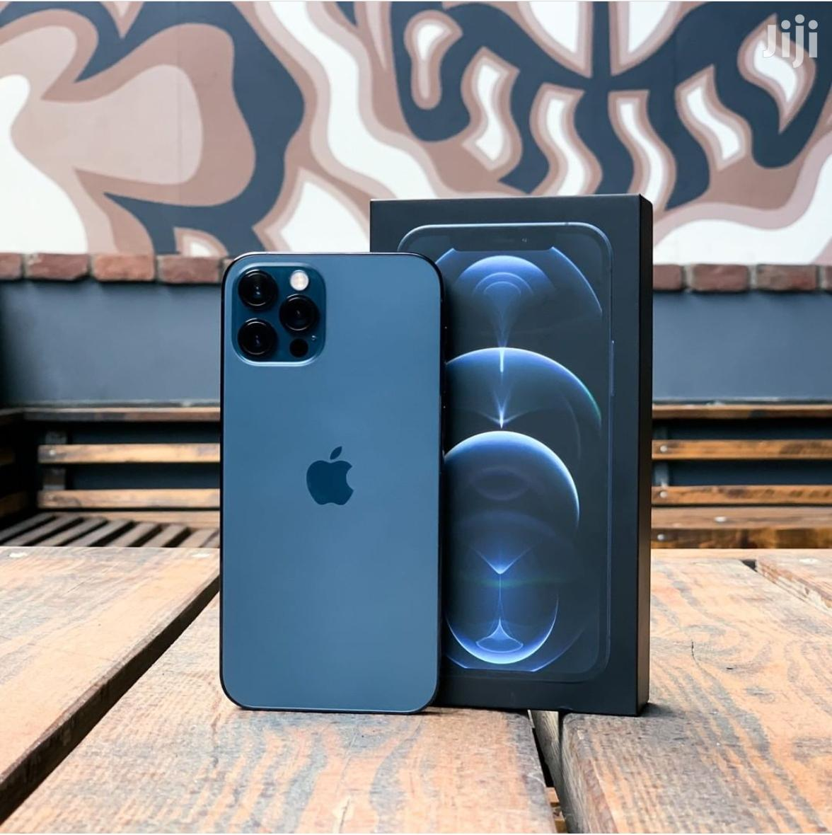 New Apple iPhone 12 Pro Max 128GB Black | Mobile Phones for sale in Ilala, Dar es Salaam, Tanzania