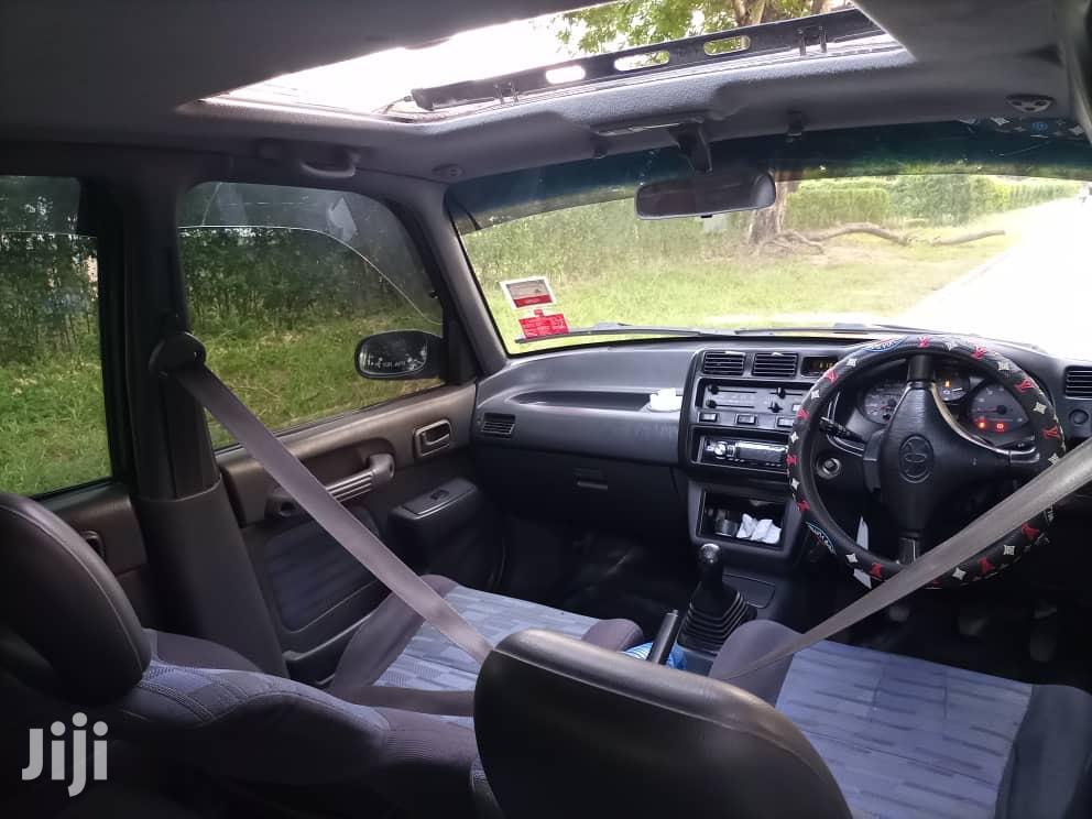 Archive: Toyota RAV4 1997 Base 4x4 White