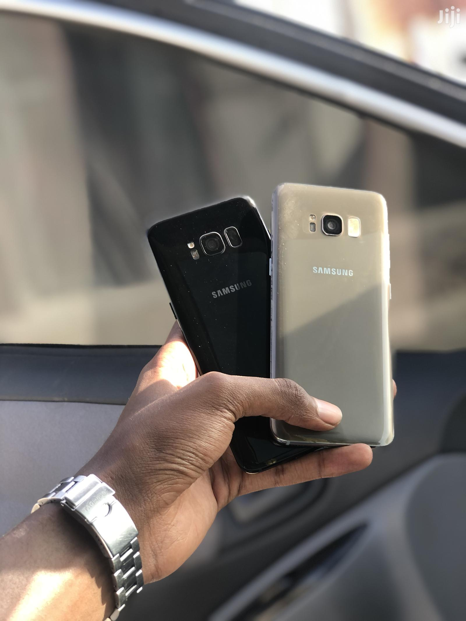 Samsung Galaxy S8 64 GB | Mobile Phones for sale in Kinondoni, Dar es Salaam, Tanzania