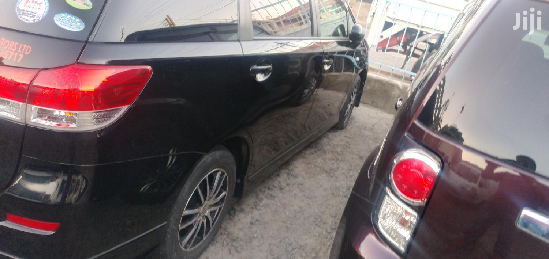 Toyota Wish 2009 Black | Cars for sale in Kinondoni, Dar es Salaam, Tanzania