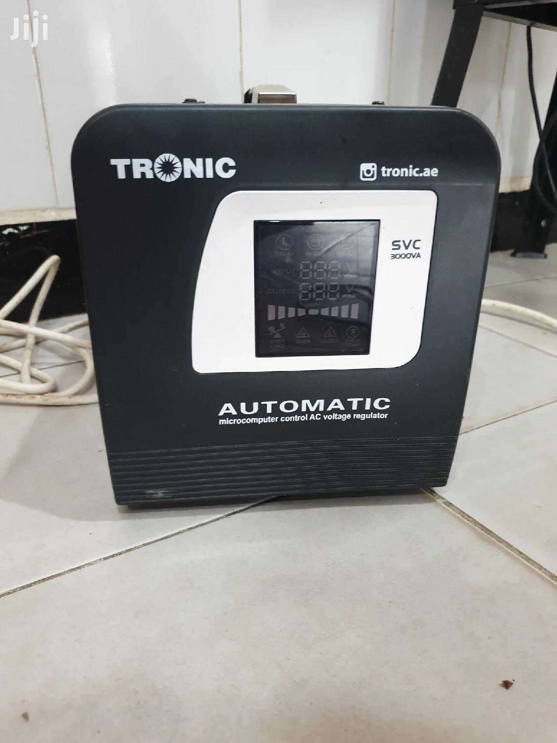 Tronic Stabilizer | Electrical Equipment for sale in Kinondoni, Dar es Salaam, Tanzania