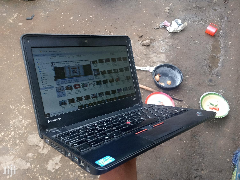 Archive: Laptop Lenovo ThinkPad X131e 8GB Intel Core I3 HDD 2T