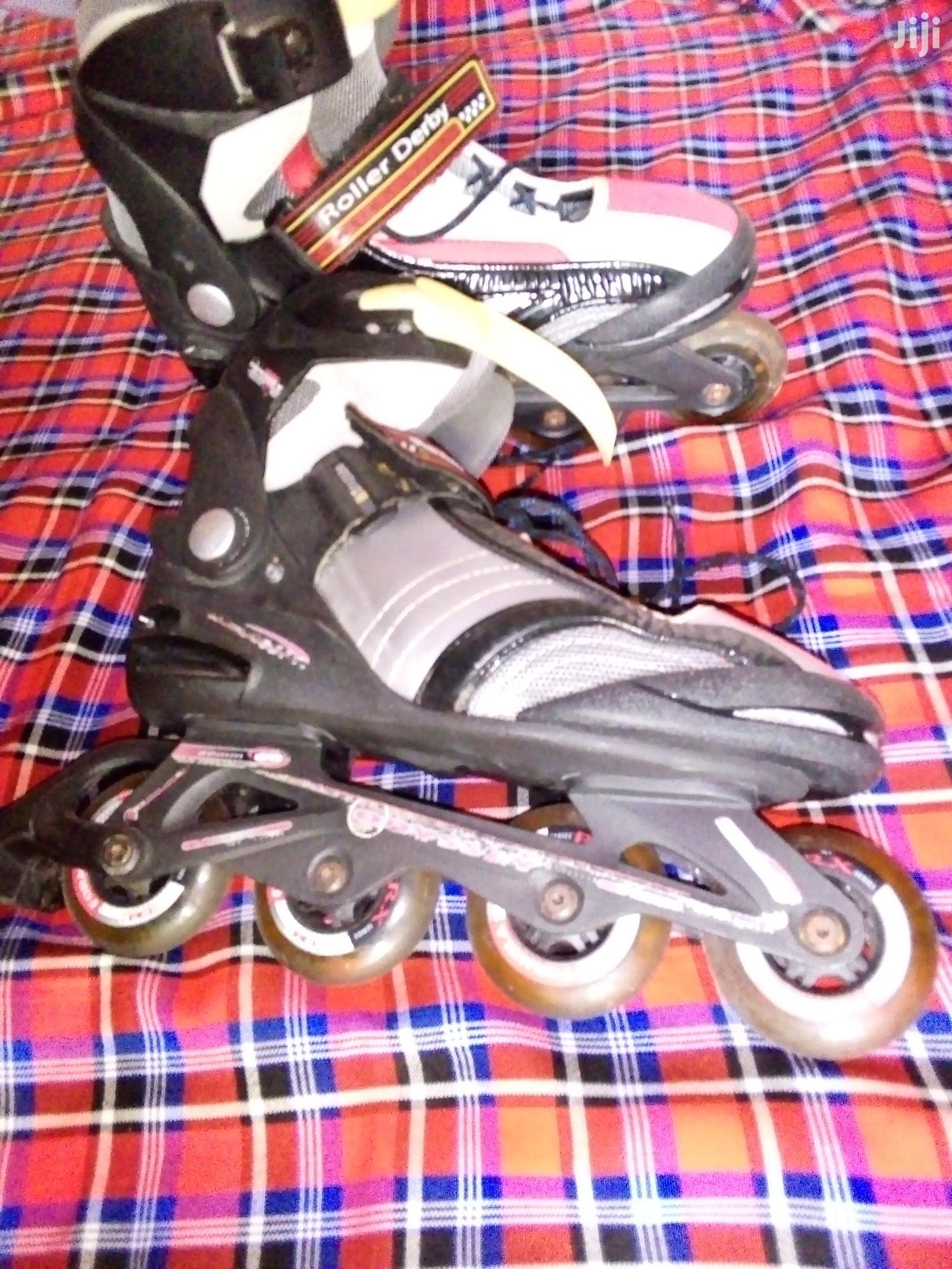 Archive: Roller Blades / Viatu Vya Matairi