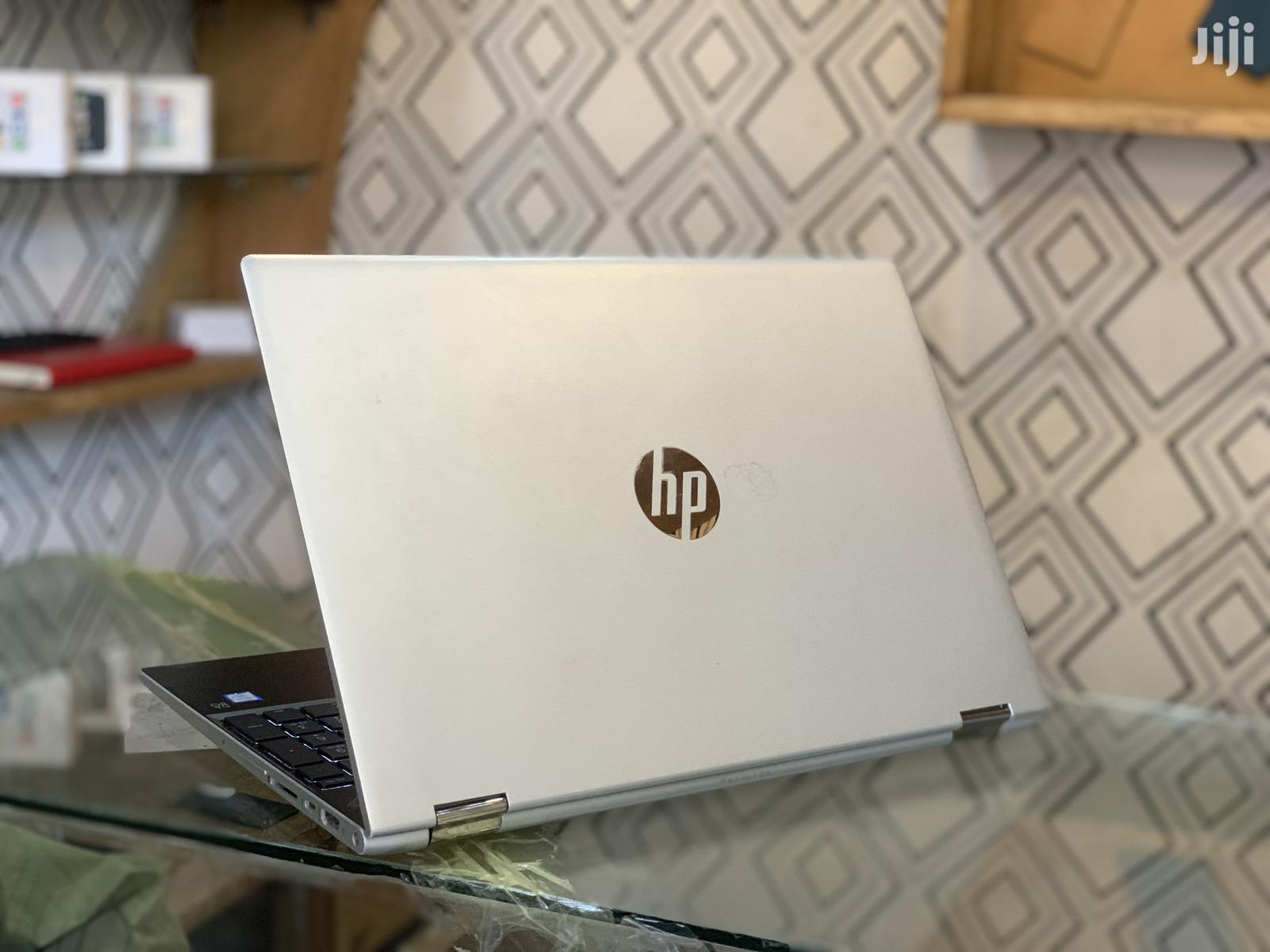 Archive: New Laptop HP Pavilion X360 15t 8GB Intel Core I5 HDD 1T