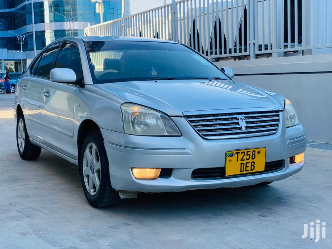Archive: Toyota Premio 2003 X Silver