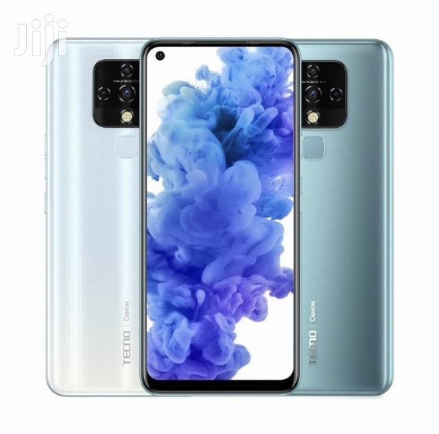 New Tecno Camon 16 64 GB Blue | Mobile Phones for sale in Kinondoni, Dar es Salaam, Tanzania