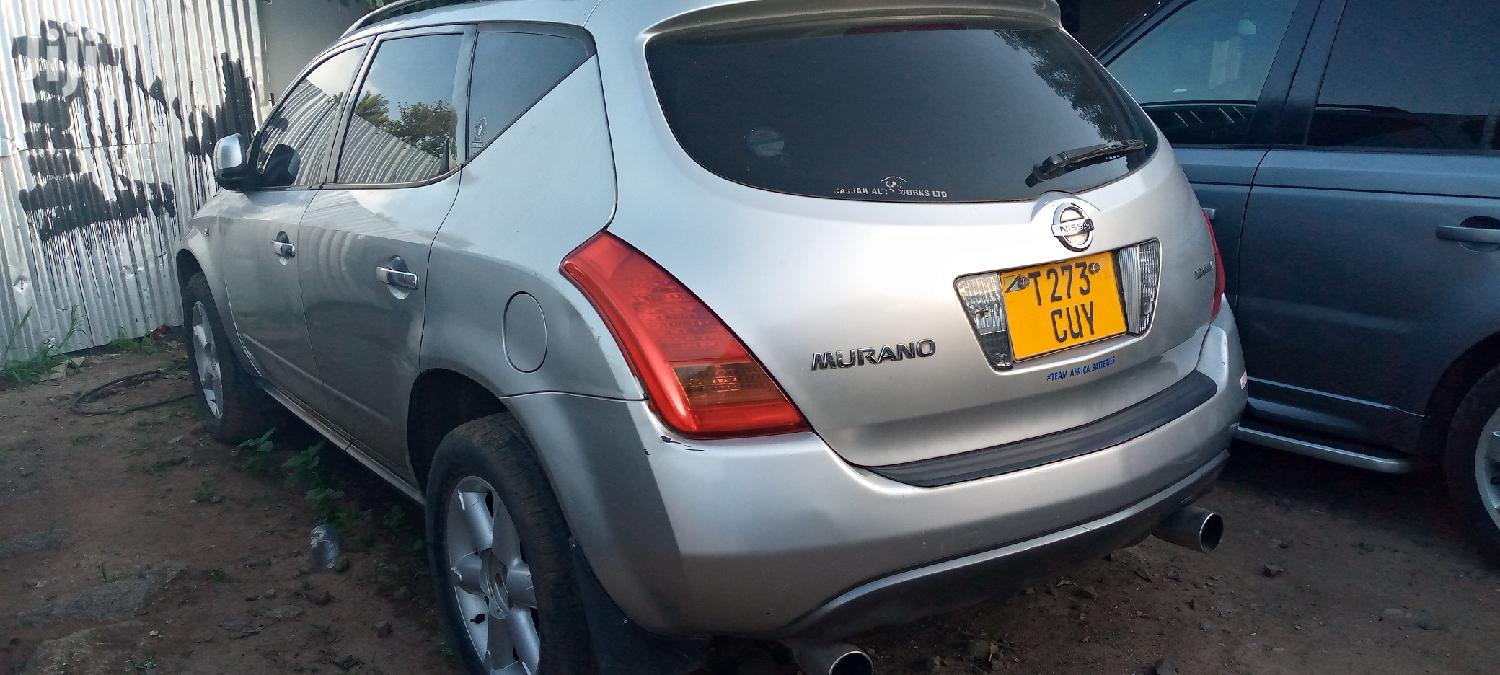 Nissan Murano 2005 Silver | Cars for sale in Ilemela, Mwanza Region, Tanzania