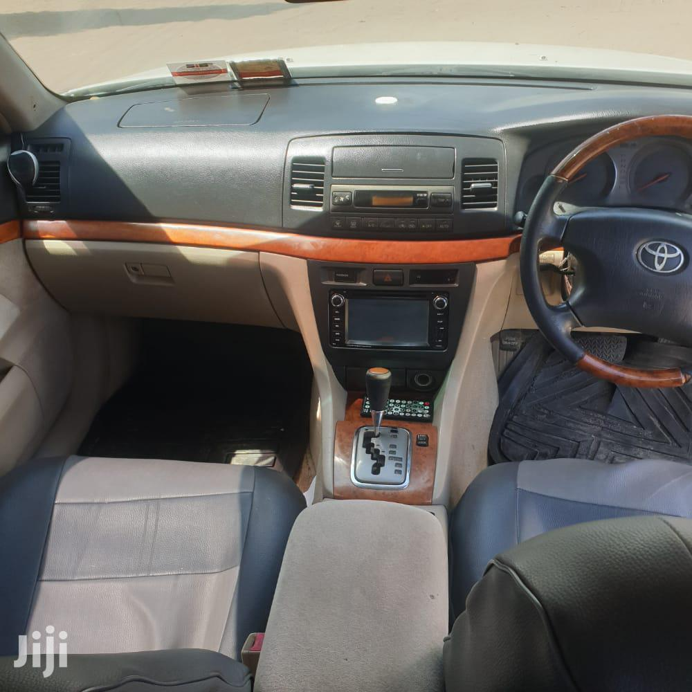Archive: Toyota Mark II 2002 Silver
