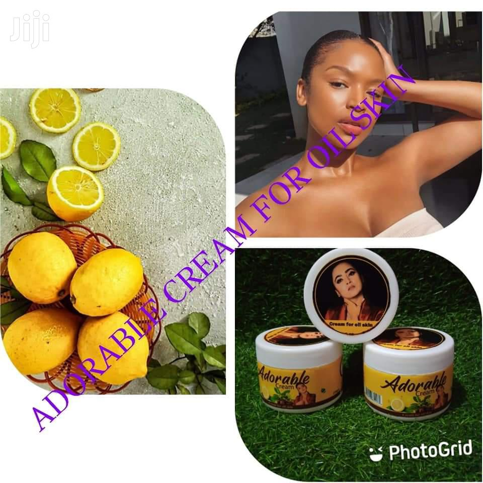 Archive: Adorable Cream for Oil Skin