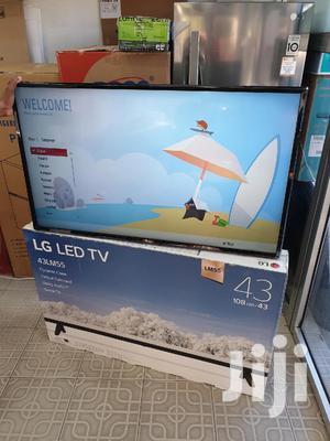 LG LED TV Inch 43 | TV & DVD Equipment for sale in Dar es Salaam, Kinondoni
