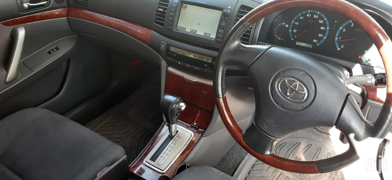 Archive: Toyota Allion 2004 Silver