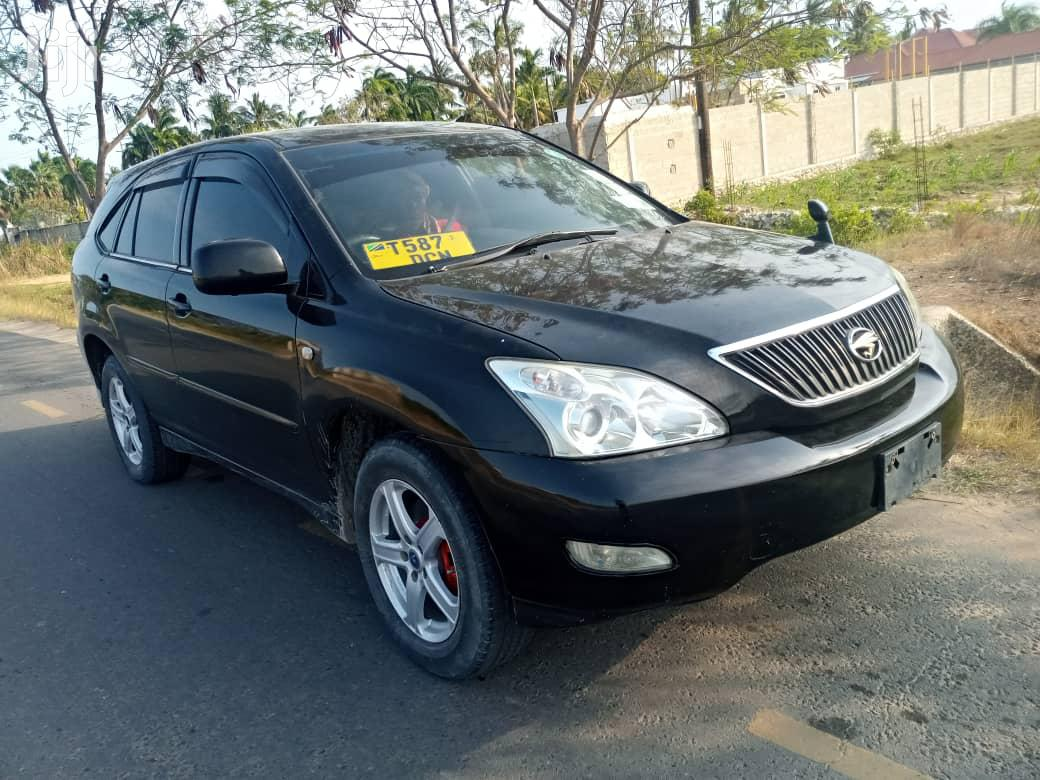 Archive: Toyota Harrier 2006 Black
