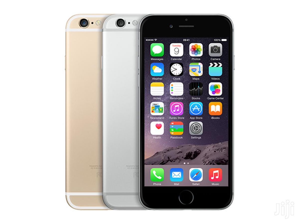 Archive: Apple iPhone 6 128 GB Gold