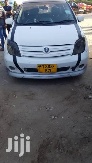 Toyota IST 2002 White | Cars for sale in Dar es Salaam, Ilala