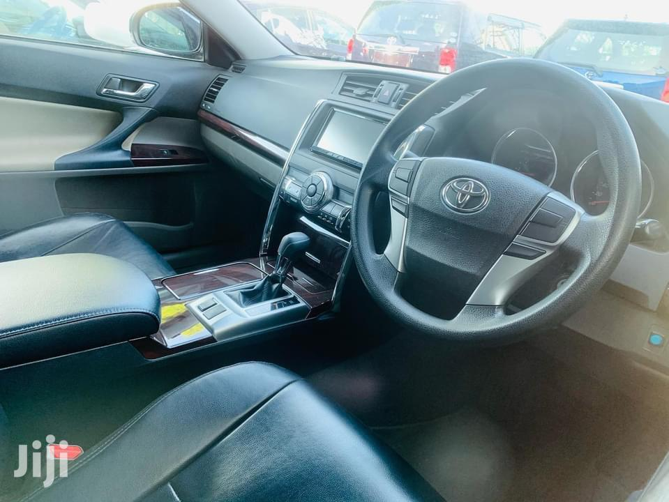 Archive: New Toyota Mark X 2010 Black