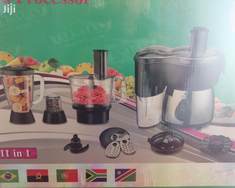Archive: Food Processor