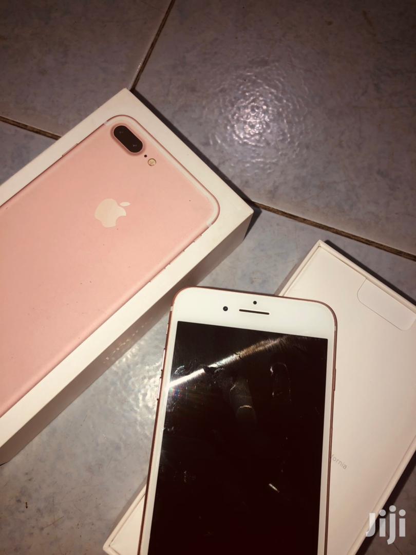 Apple iPhone 7 Plus 128 GB Pink   Mobile Phones for sale in Kinondoni, Dar es Salaam, Tanzania