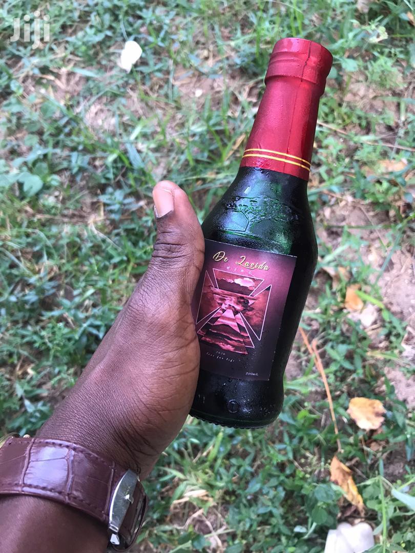 Archive: De Lavida Wine (Red)