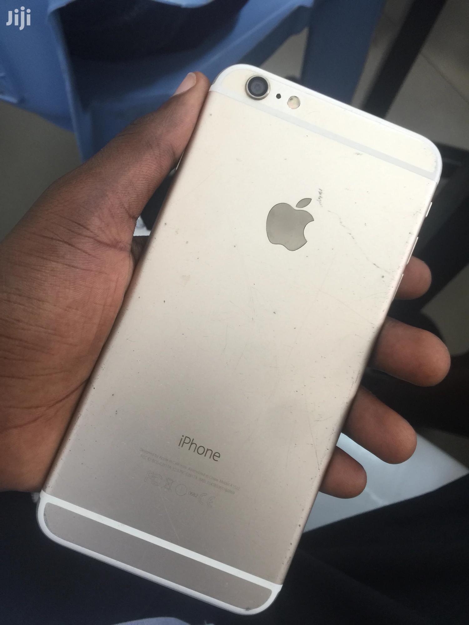 Apple iPhone 6 Plus 64 GB Silver   Mobile Phones for sale in Ilala, Dar es Salaam, Tanzania