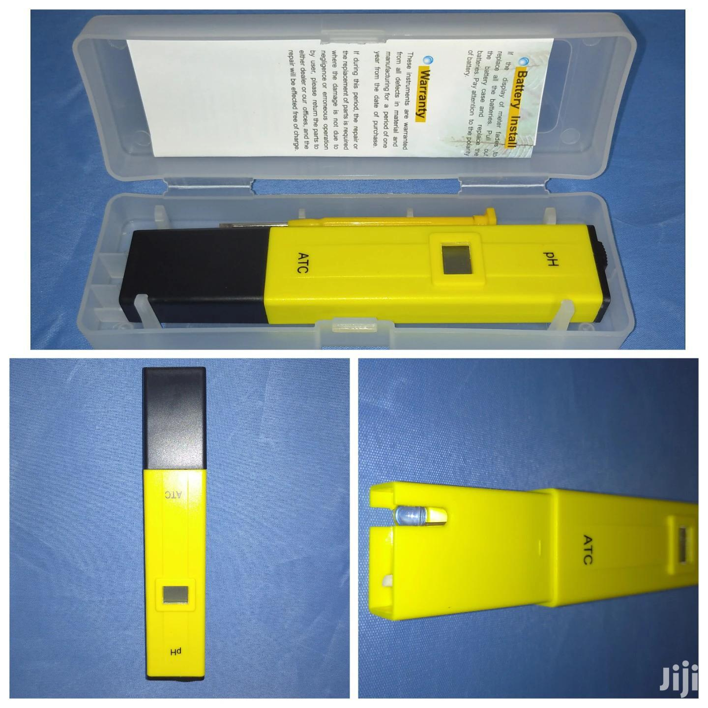 Archive: Ph Meter Device