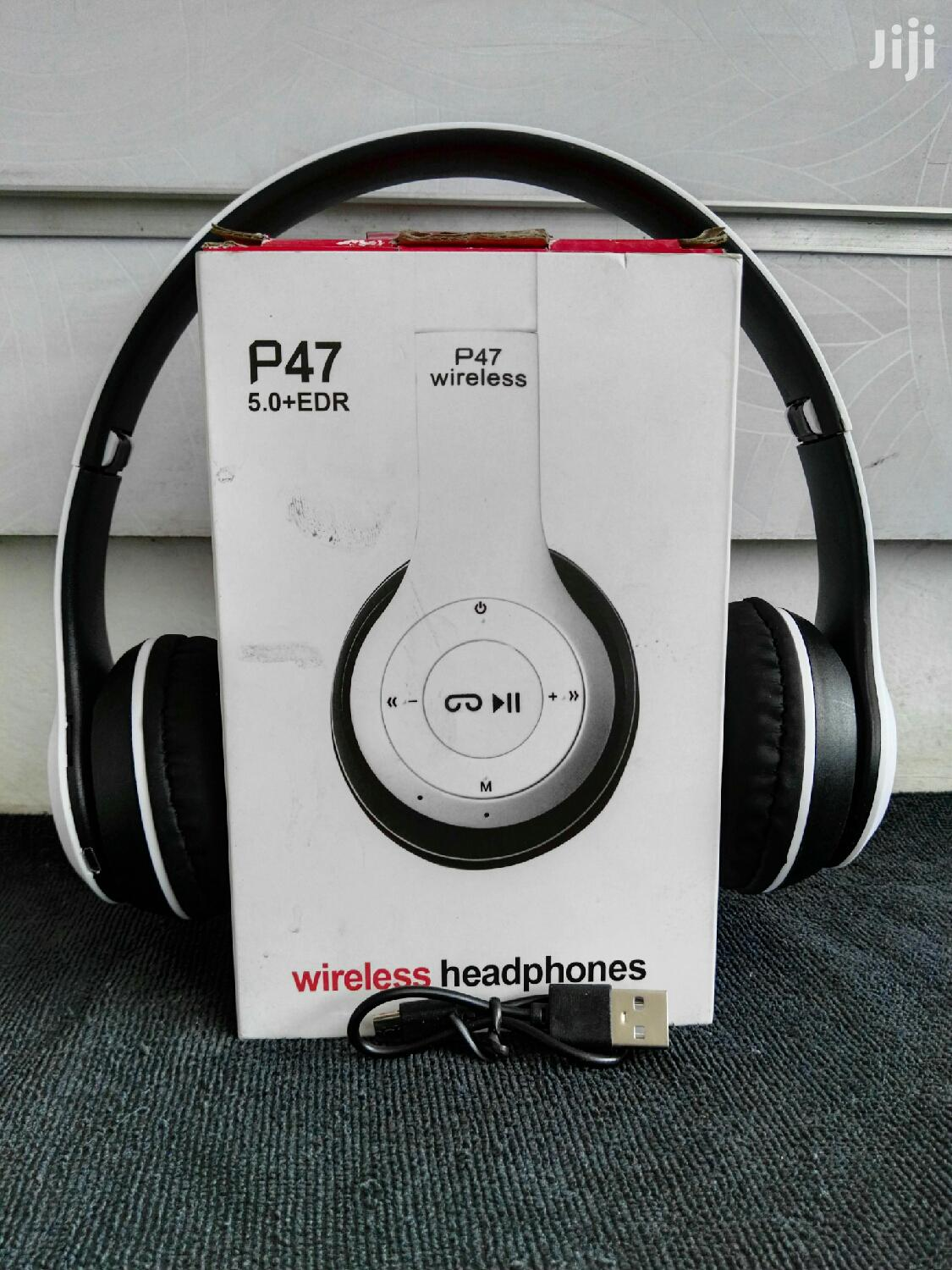 P47 Wireless Headphones